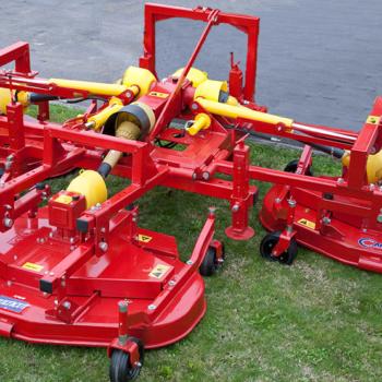 Caroni 3-delt multicut Rotorklipper