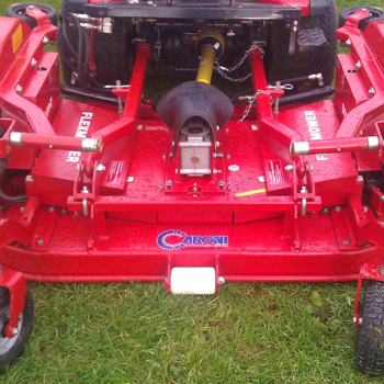 Caroni 3-delt Rotorklipper
